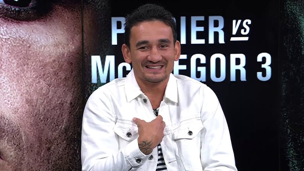 Max Holloway Gives His Take on Poirier vs McGregor 3 | UFC 264