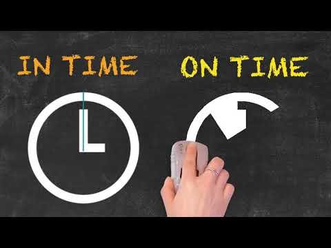 In Time vs On Time - English Grammar - Teaching Tips