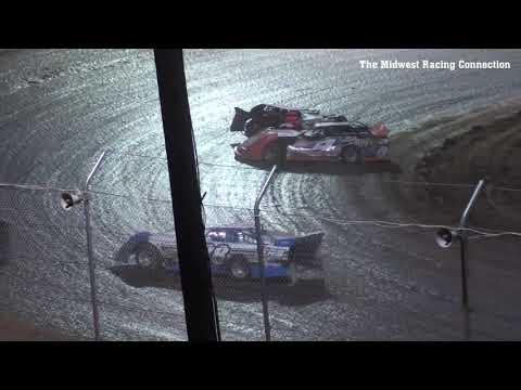 Masters Night 2 Wreck Reel - Cedar Lake Speedway 06/18/2021 - dirt track racing video image