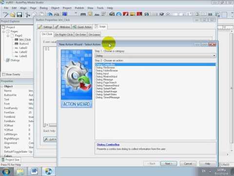 دورة Autoplay Media Studio كاملة – الجزء 10
