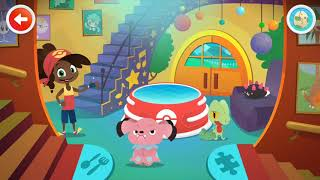 Playing Pokemon Playhouse 8-21-19