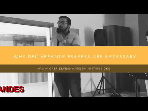 WHY IT'S VERY IMPORTANT TO PRAY DELIVERANCE PRAYERS, Sunday Deliverance Prayers