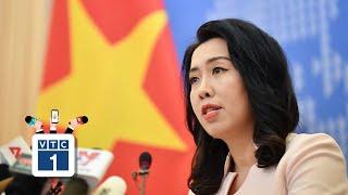 Yêu cầu Trung Quốc rút tàu khỏi vùng biển Việt Nam