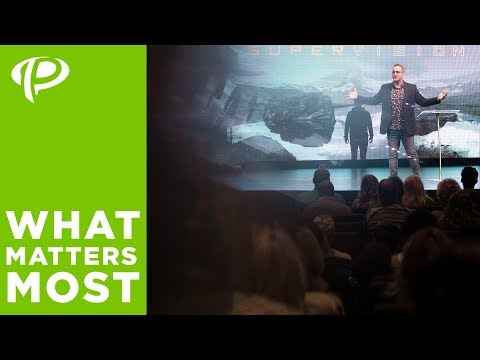 What Matters Most // Pastor Michael Turner