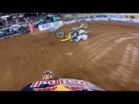 GoPro: Ken Roczen and Ryan Villopoto's Battle for First - 2014 Monster Energy Supercross Atlanta - UCqhnX4jA0A5paNd1v-zEysw