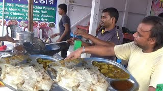 It's a Breakfast Time in Digha West Bengal India | Morning Street Food