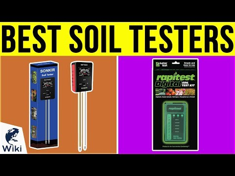 10 Best Soil Testers 2019 - UCXAHpX2xDhmjqtA-ANgsGmw