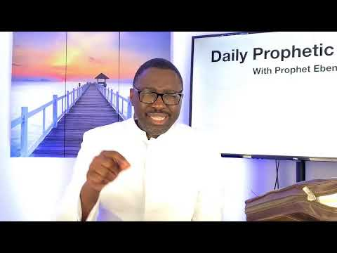 Prophetic Insight September 4,2021