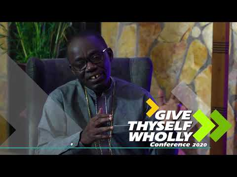 PreConference Interview with Bishop Steve Asare (Give Thyself Wholly Conference)