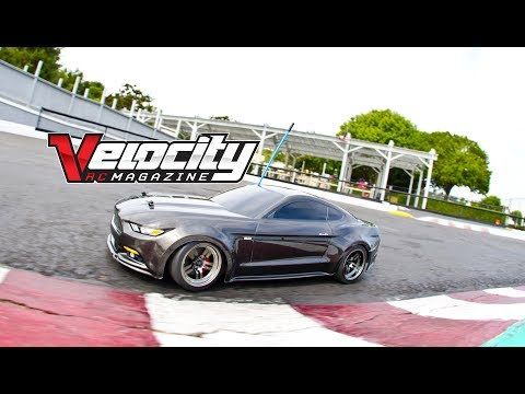 Traxxas Ford Mustang GT Review - Velocity RC Cars Magazine - UCzvmkcHWA3ow0V9mYfH_MTQ
