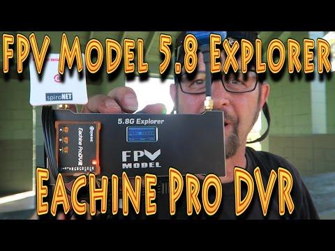 Review: Eachine ProDVR FPVModel 5 8ghz Explorer!!! (03.01.2017) - UC18kdQSMwpr81ZYR-QRNiDg