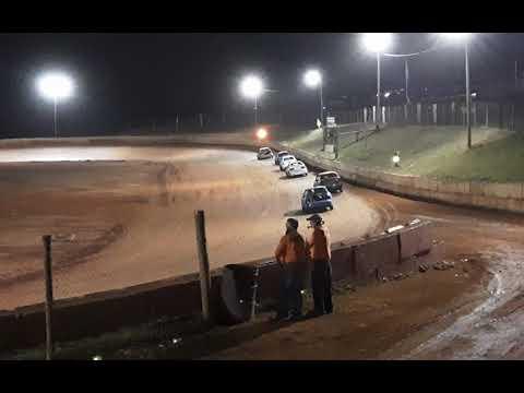 Ararat Thunder Raceway (U-Cars) 9-17-21 - dirt track racing video image