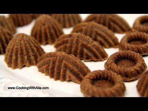 Rfiss Tounsi - No Bake Date Cookies Recipe - CookingWithAlia - Episode 249 - UCB8yzUOYzM30kGjwc97_Fvw