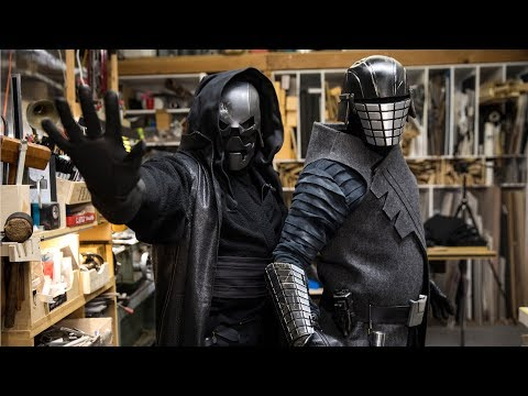 Adam Savage's Knights of Ren Cosplay, Part 4 - UCiDJtJKMICpb9B1qf7qjEOA
