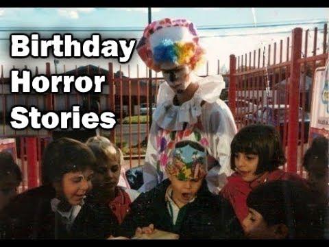 3 Disturbing True Birthday Horror Stories - VidVui