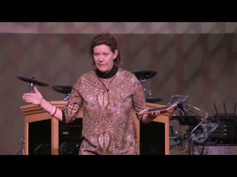 Charis Bible College - Chapel - Guest Speaker - Sarah Bowling - January 25, 2019