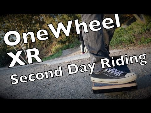 OneWheel 2nd ride with Float Fender 7Demo7 Vlog #2 - UCTa02ZJeR5PwNZK5Ls3EQGQ