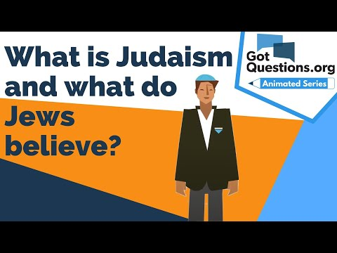 What is Judaism and what do Jews believe?