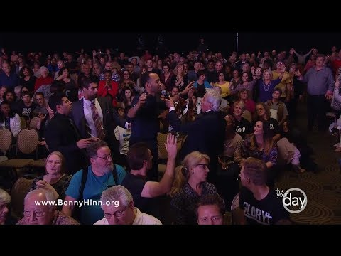 Mighty Miracles in Orlando P2 - A special sermon from Benny Hinn
