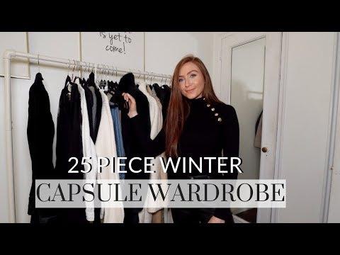 MY 25-PIECE WINTER CAPSULE WARDROBE -  How To Build A Capsule Wardrobe - UCcdYTtpVUWO84od3rIuxC7Q