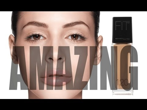 MAYBELLINE FIT ME FOUNDATION REVIEW PLUS DEMO!!!! - UCCvoAe__WFYMNAEN-C-CtYA