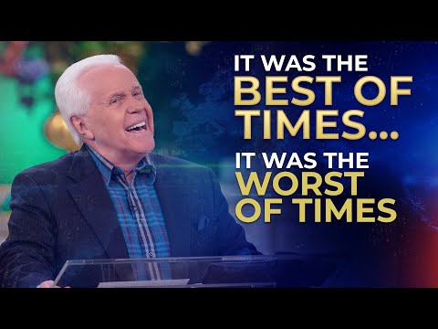 It Was the Best of TimesIt Was the Worst of Times  Jesse Duplantis