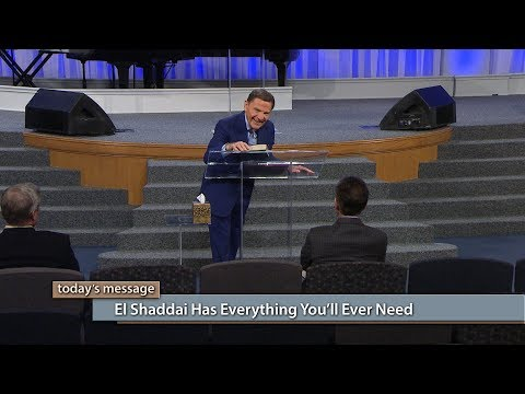 El Shaddai Has Everything Youll Ever Need