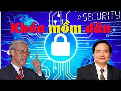 Từ vụ sửa điểm thi ở Hà Giang đến hiểm họa khôn lường khi luật an ninh mạng của Lú ra đời