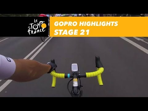 GoPro Highlight - Stage 21 - Tour de France 2017 - UCSpycUnuU0IVF7gGIhGojhg