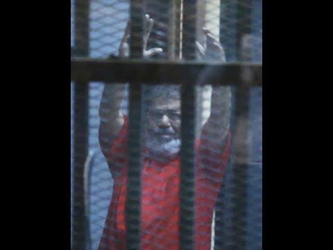 Breaking Mohammad Morsi DEAD In Court In Egypt Former President