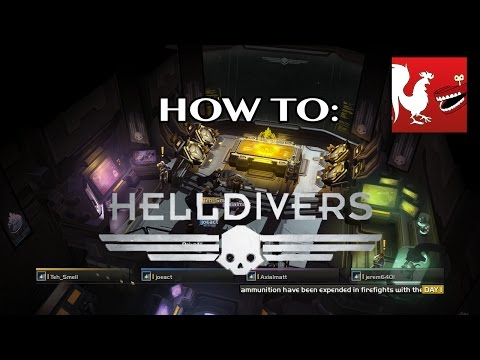 How To: Helldivers | Rooster Teeth - UCL8jIs30wRPfRTvMPmGGptg
