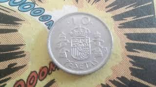 10 pesetas Juan carlos I 1992  coin value