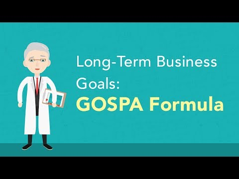 How To Set Long-Term Goals In Business  Brian Tracy