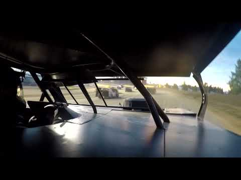 Josh Thoennes #51 Racing.   Viking Speedway.  6/26/21.  Modifieds - dirt track racing video image