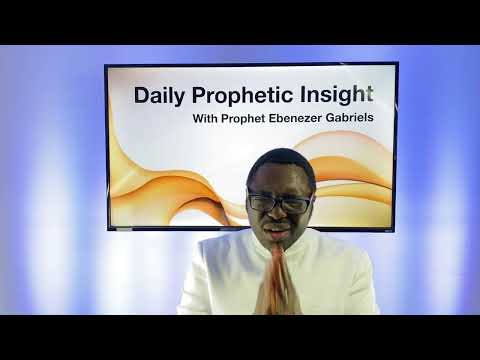 A Day of Giving Birth to Champions, A day to Trust Deeper in God - July 20, 2020, Prophetic Insight