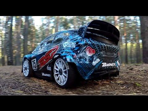 Тест-драйв радиоуправляемой модели Basher BSR 4WD Rally - UCvsV75oPdrYFH7fj-6Mk2wg