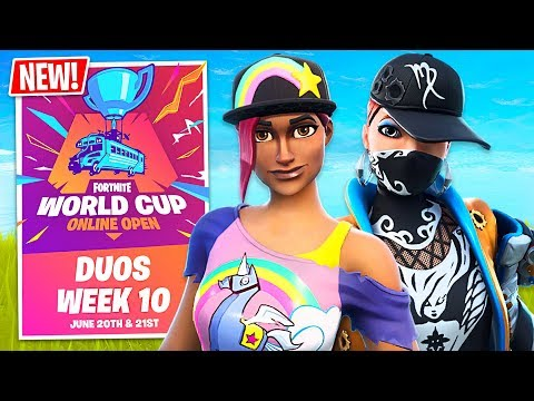 Fortnite WORLD CUP QUALIFIER $2,000,000 Tournament! (Fortnite Battle Royale) - UC2wKfjlioOCLP4xQMOWNcgg