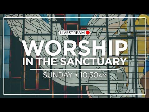 07/18/2021-Christ Church Nashville LIVE!-Worship in the Sanctuary