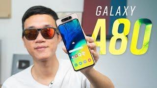 Chơi dại phá Camera Galaxy A80