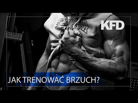 Seba Kot: Jak trenować mięśnie brzucha? Dlaczego brzuszki niewiele dają? - KFD