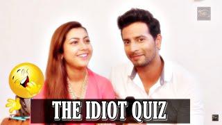 Reem Sheikh & Sehban Azim | THE IDIOTS QUIZ | Exclusive | Tujhse Hai Raabta