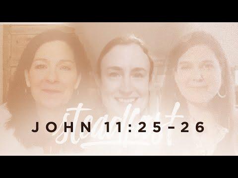 Rebecca McLaughlin  John 11:2526