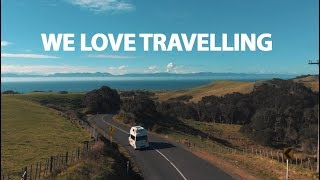 Travelling the North Island in a Campervan | New Zealand Road Trip
