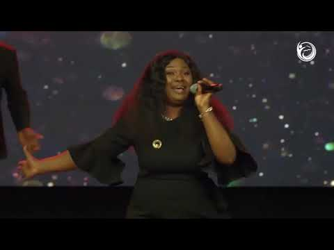Electrifying praise and worship at The Elevation Church