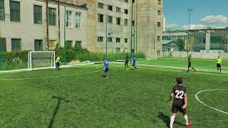Обзор матча | 4. КМА - ДЕНОН #SFCK Street Football Challenge Kiev