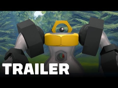 Pokemon Go - Introducing Melmetal Trailer - UCKy1dAqELo0zrOtPkf0eTMw