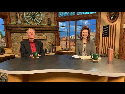 Charis Daily Live Bible Study: Klaus Dieter-Gruber & Ann Gruber - October 28, 2020