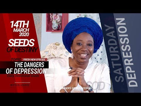 Dr Becky Paul-Enenche - SEEDS OF DESTINY  SATURDAY, 14 MARCH, 2020