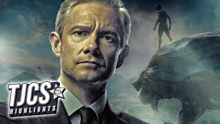 Black Panther 2 To Include Martin Freeman