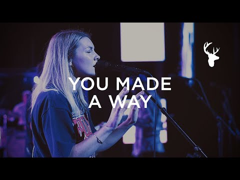 You Made A Way - Emmy Rose  Moment